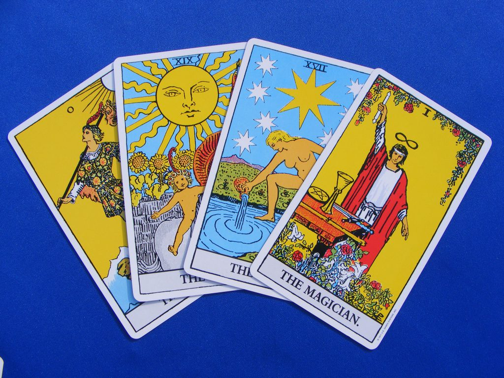 Learn the Secrets in the Tarot Reading