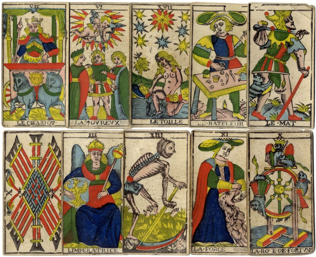 Top List of Facts, Myths and Superstitions about Tarot Cards