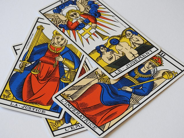 Finding The Magic On Tarot Cards